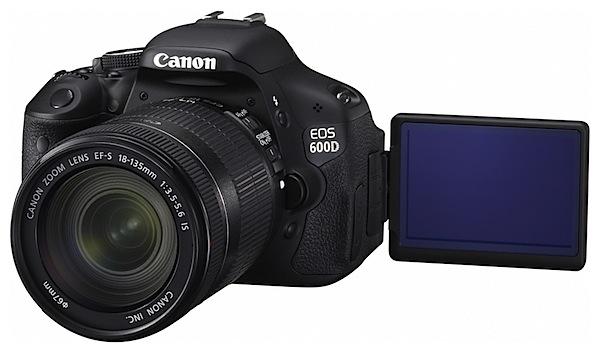Canon eos 600d review for Housse canon eos 600d