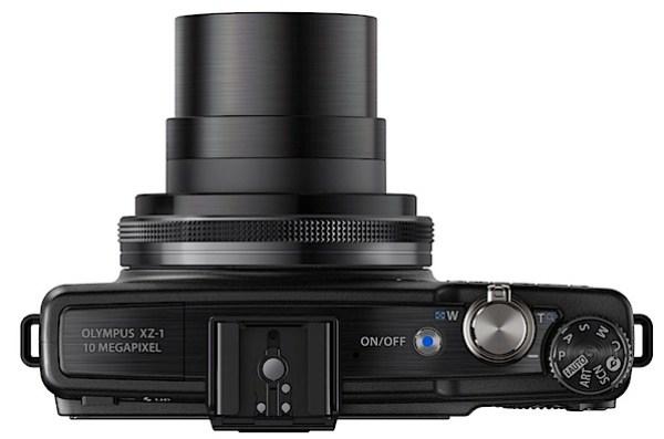 Olympus XZ-1-top