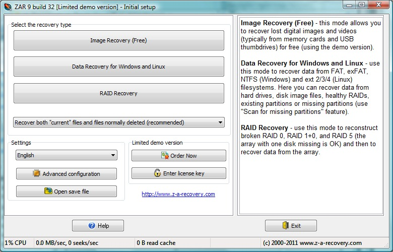 Recover Images from a Damaged SD card