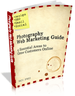 Photography Web Marketing Guide by Zach Prez - eBook review