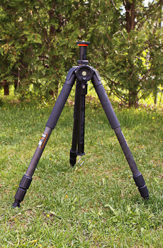 Vanguard Auctus Plus 323CT tripod - Review