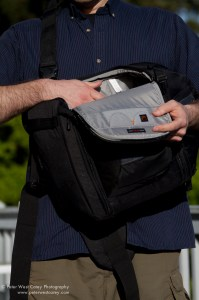 LowePro SlingShot 302 AW Camera Bag - Review