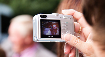Other Photographers Stealing your Moment? Tell them to back off!