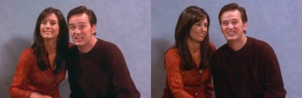 How to Deal with the Dreaded Chandler Bing Face