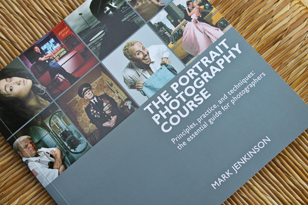 The Portrait Photography Course by Mark Jenkinson – Book Review