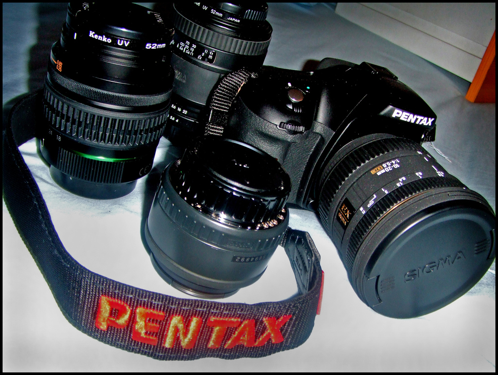 Items To Consider When Choosing Your First DSLR Camera