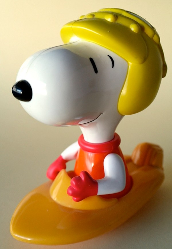 Snoopy in canoe.JPG