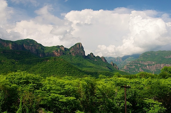7 Landscape with Telephone Pole - Copper Canyon, Mexico - Copyright 2011 Ralph Velasco.jpg