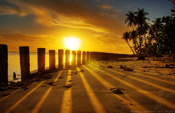 """""""Manzanilla - Coast of the rising sun"""""""