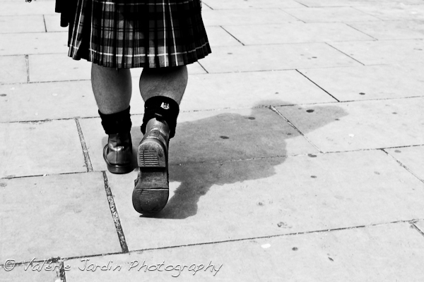 Image: Street photography can also be fun if you focus on people's feet for example!