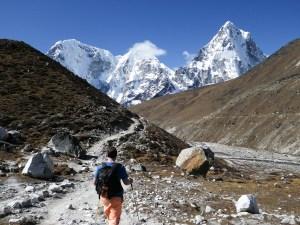 Image: Trekking in Nepal