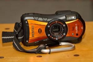 Pentax WG-1 GPS Camera [REVIEW]