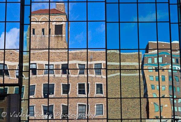Image: Looking for reflections can turn any city photo walk into a treasure hunt.