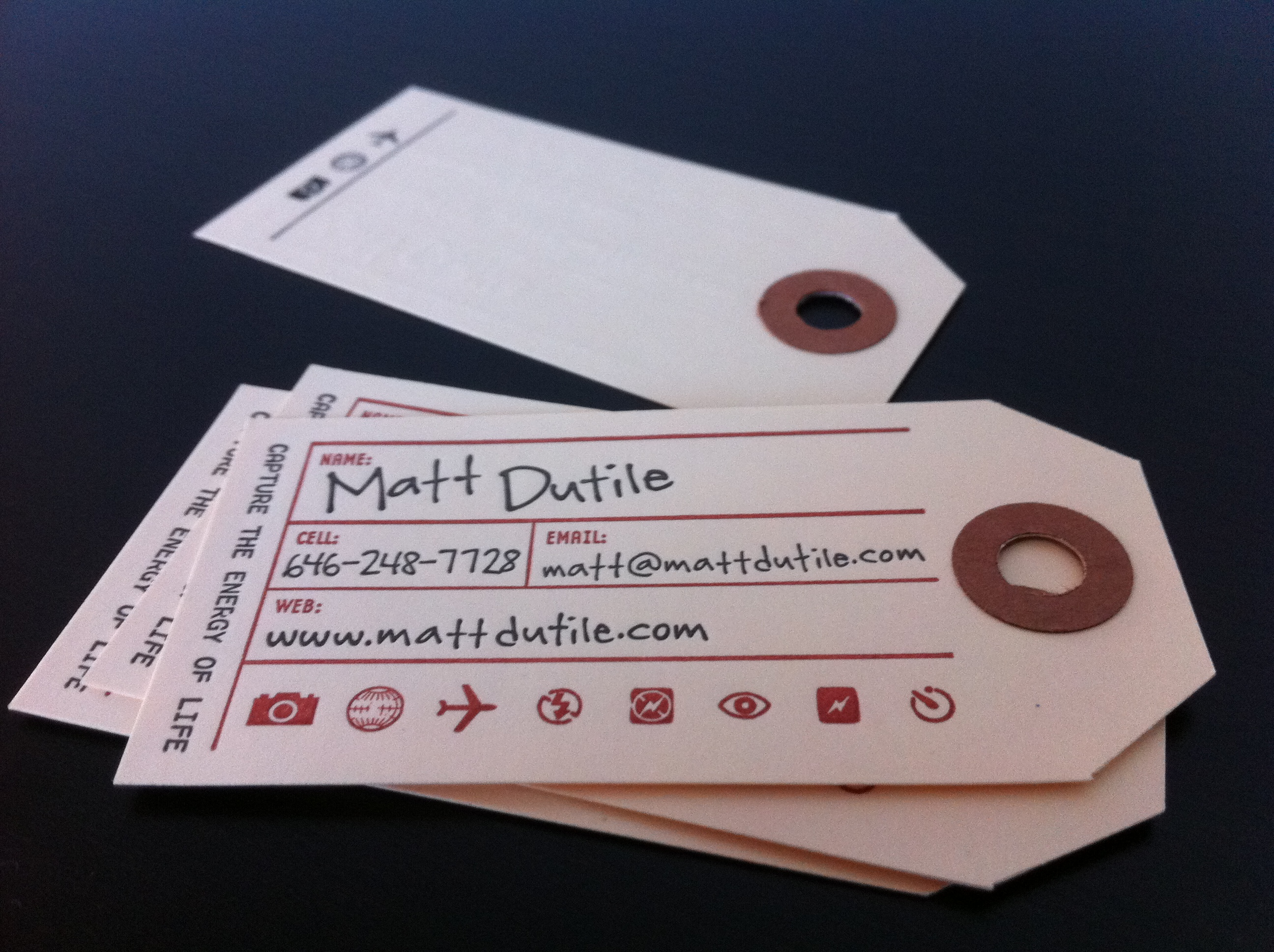 branding your photography business part 2 business cards