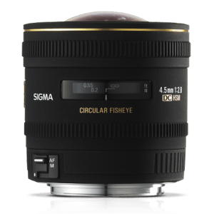 Sigma 4.5mm F2.8 EX DC HSM Circular Fisheye [REVIEW]
