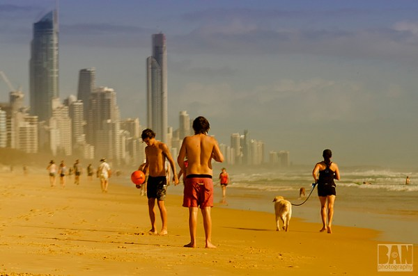 Beach Soccer form BAN Photography