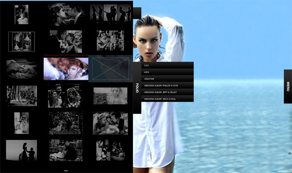 digital portfolio for photographers