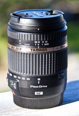 Tamron 18-270mm f/3.5-6.3 Di II VC Piezo Lens [REVIEW]