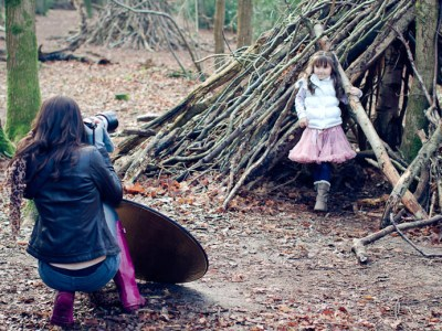 Want to be a Child Photographer but Don't have Kids?