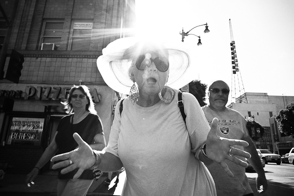 Focus on Street Photographer Eric Kim ~ In your face with a smile!