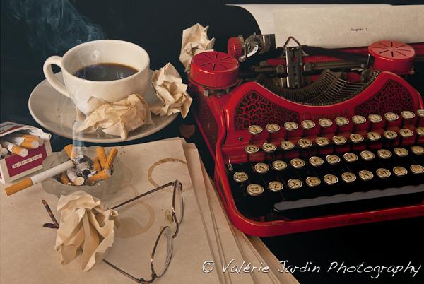 Image: Writer's Block