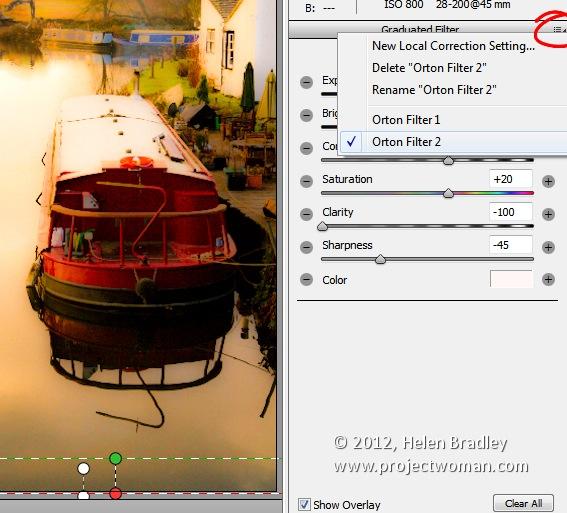 Use Lightroom Presets in Adobe Camera RAW