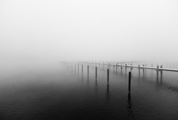 27 Black and White Landscape Images