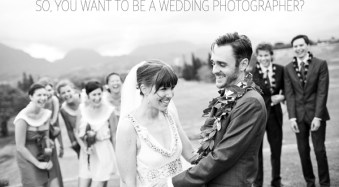 Want to Be a Professional Wedding Photographer? Here Are 10 Things You Should Know.