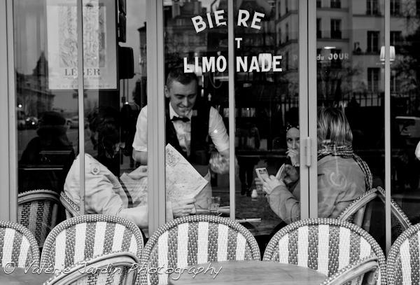 Image: Pause Café ~ Paris