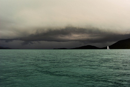2 - Stormy Whitsundays