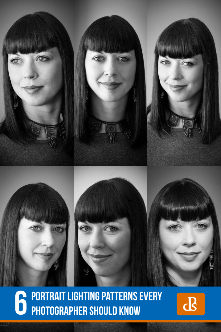 6 Portrait Lighting Patterns Every Photographer Should Know