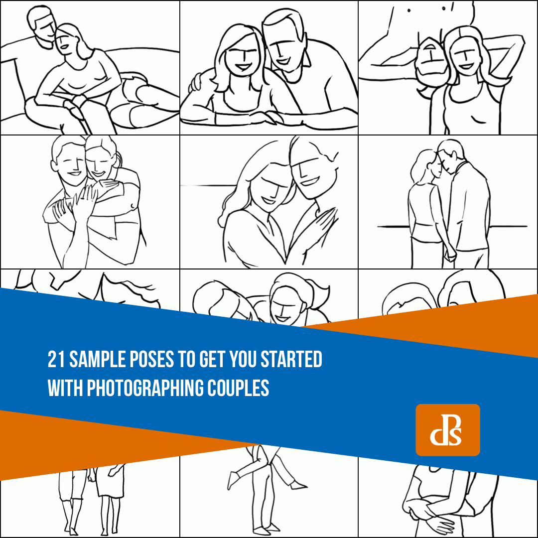 poses for photographing couples