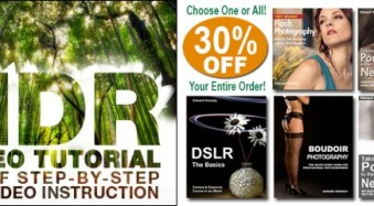 Save 30% on These Great Deals from Trey Radcliff and Ed Verosky