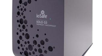 ioSafe Solo G3, Quiet, Tough, Free!..
