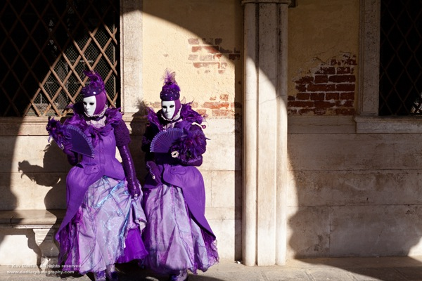 Travel Photography – Shooting the Venice Carnival