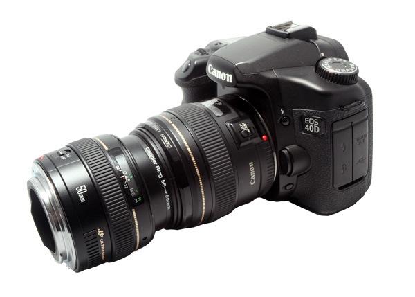 Photo Plus Macro Coupler Reverse Ring 52mm 72mm Closeup