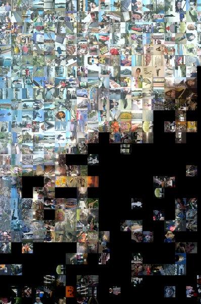 Harbour Bridge ISO 800 Mosaic02