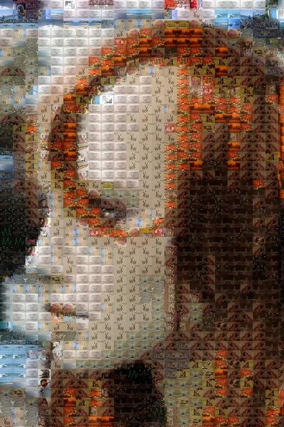 Mannikin 3 Mosaic