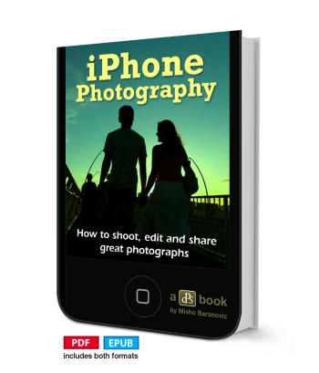 Get our iPhone Photography eBook for $7 [65% Off]