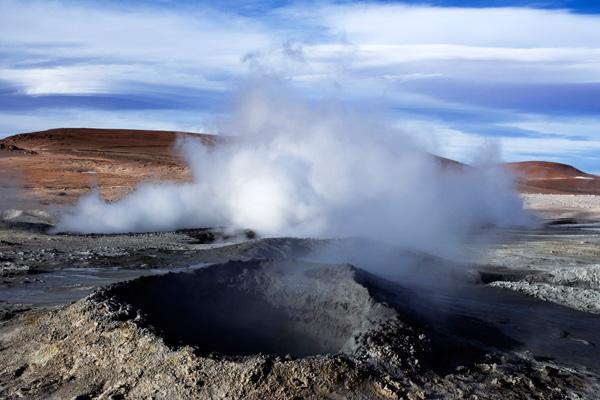 geyser taken with a kit lens