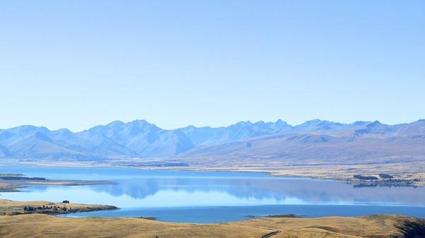 360-degree views across the Mackenzie Basin