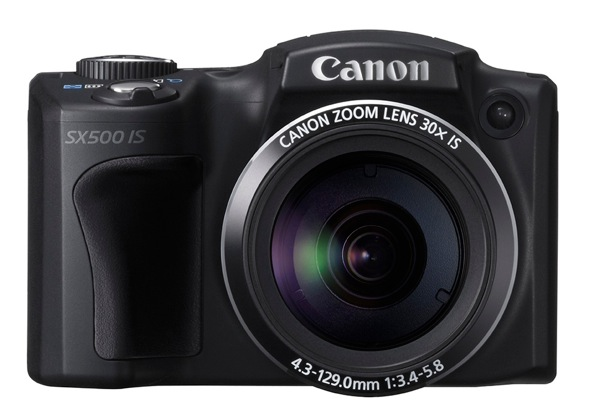 Canon Powershot SX500 IS Review