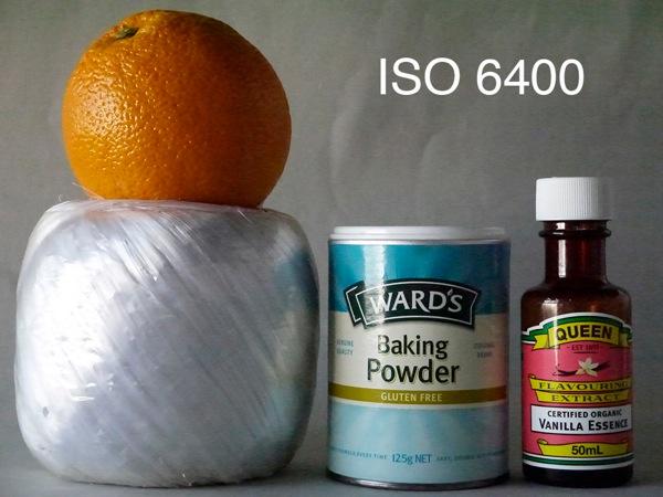 Panasonic DMC GF5 ISO 6400
