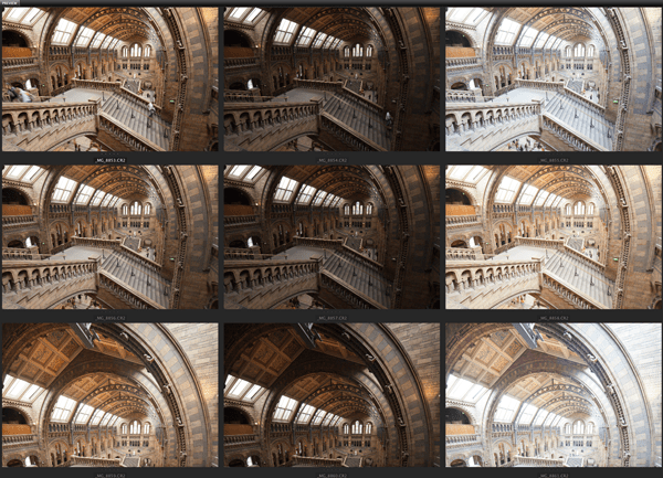 Architecture Photography Editing
