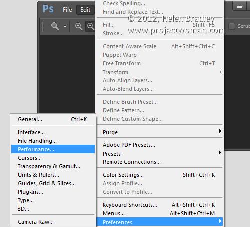 5 Photoshop Setup Tips