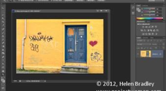 Custom Workspaces in Photoshop