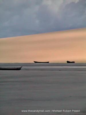soft light dune brazil