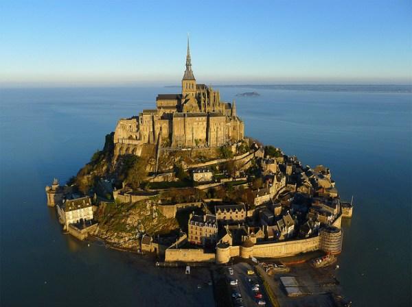 Le Mont Saint Michel (Manche-FR)