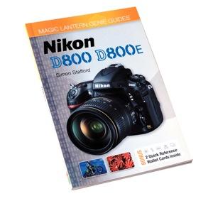 Guide Nikon D800  800E