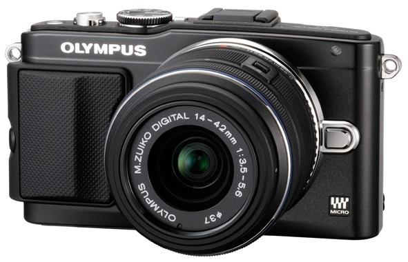 Olympus PEN LITE E-PL5 Review